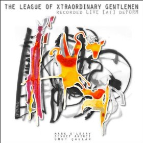 The League of Xtraordinary Gentlemen - Recorded Live [at] deFROM