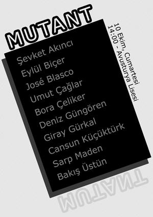 MUTANT, Görünürlük Projesi 5, 2009