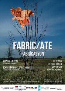 110917 Fabric_ate - Fabrikasyon@Schneidertempel Sanat Merkezi