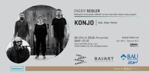 201218_Ender Sesler_KONJO feat. ALPER MARAL@YapiKrediKulturSanat_Loca